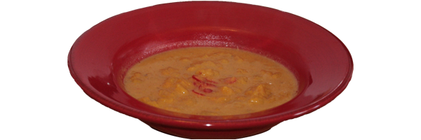Pumpkin Curry - No Onions